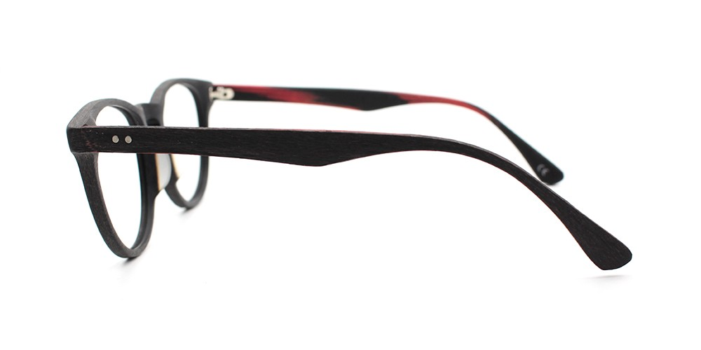 Maya Discount Eyeglasses Red