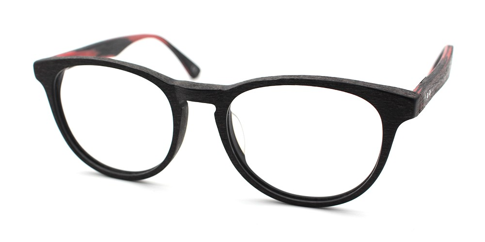 Maya Cheap Eyeglasses Red