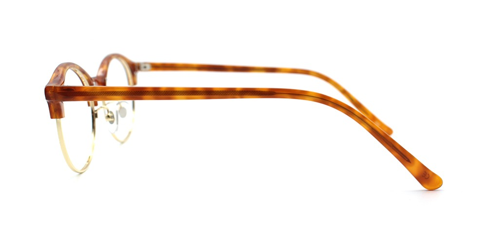 Reagan Prescription Eyeglasses Demi Amber