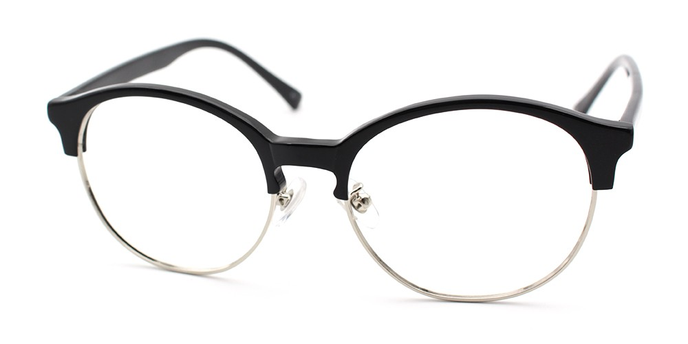 Makayla Prescription Eyeglasses Black
