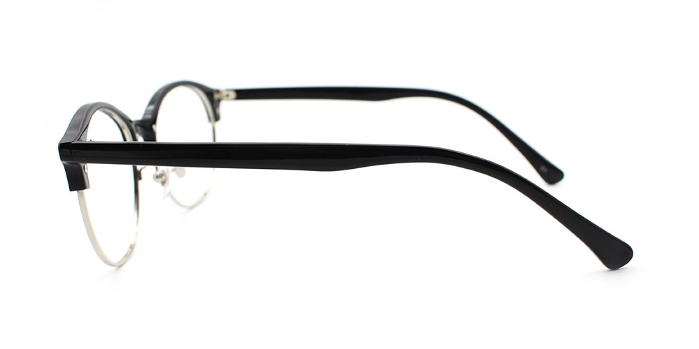 Makayla Discount Eyeglasses Black