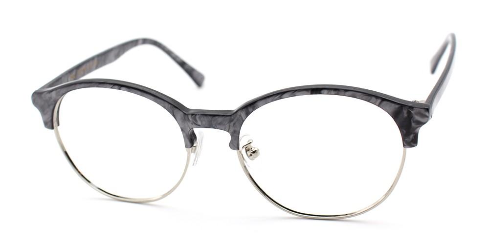 Makayla Discount Eyeglasses Grey