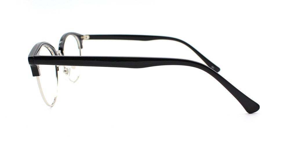 Elena Prescription Eyeglasses Black