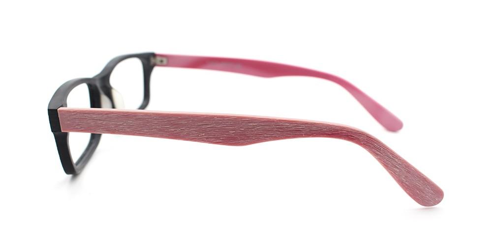 Maria Discount Eyeglasses Pink