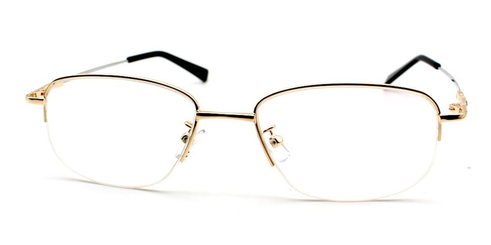 Celian Discount Eyeglasses Silver